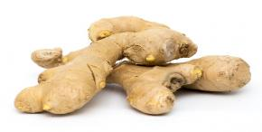 Ginger, It is indispensable in your kitchen, in your life.