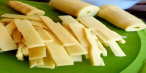 Bamboo shoot
